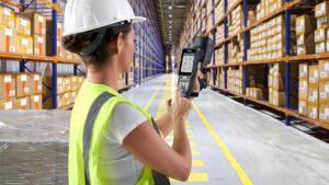 RFID Warehouse APP